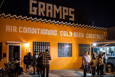 Jacuzzi Boys performing at Gramps in Wynwood Miami