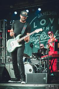 Jameson Love Thy Neighborhood Block Party, Miami, FL, February 10, 2019