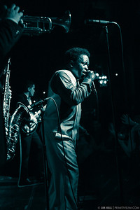 Lee Fields and The Expressions at The Stage, Miami FL