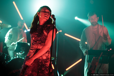 Little Dragon, Grand Central, Miami June 12 2014
