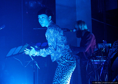 Little Dragon, Grand Central Miami, 2011