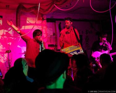 Man or Astro-Man? @ Churchills Pub - Little Haiti, Miami