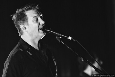 Queens of the Stone Age performing at The Fillmore Miami Beach