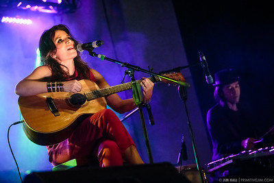 HIT Week: Unexpected Sounds from Italy - Chiara Civello at North Beach Bandshell, Miami, Florida, October 18, 2015