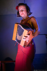 HIT Week: Unexpected Sounds from Italy - Le Cardamomò at North Beach Bandshell, Miami, Florida, October 18, 2015