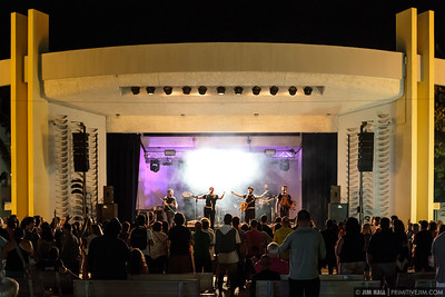 HIT Week: Unexpected Sounds from Italy - Kalàscima at North Beach Bandshell, Miami, Florida, October 18, 2015