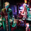 The Pine Hill Haints at Kreepy Tiki Bar and Lounge, Fort Lauderdale, Florida, April 24, 2015