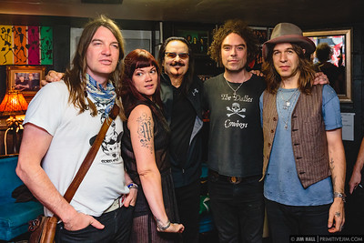 The Dandy Warhols at Culture Room, Fort Lauderdale, FL Oct 1st, 2016