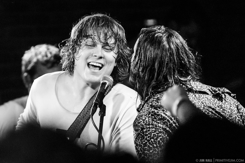 Ty Segall performing at The Stage, Miami, Florida on September 11th, 2014