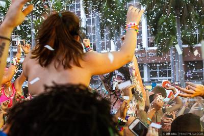 Cakeface, Steve Aoki Ultra Music Fest 2013