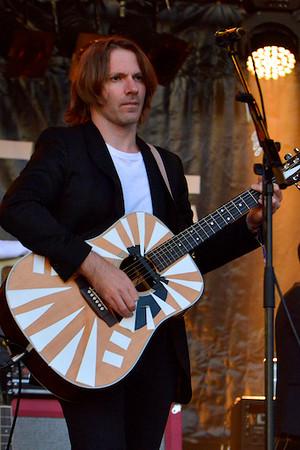 The Feeling, 2014 Wickerman Festival, Summerisle Stage