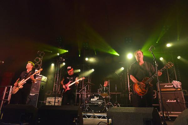The Members, 2014 Wickerman Festival, Scooter Tent