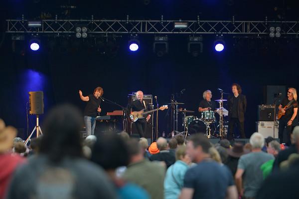 The Zombies, 2014 Wickerman Festival, Summerisle Stage