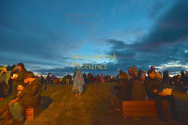 Wickerman Festival 2015, Around the Site