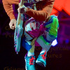 Red Hot Chilli Peppers on the main Stage at T in the Park