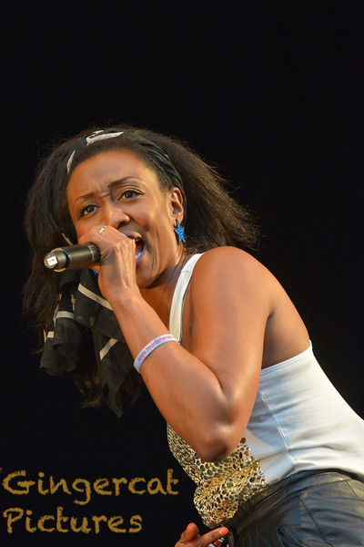 Beverley Knight, 2012 Belladrum