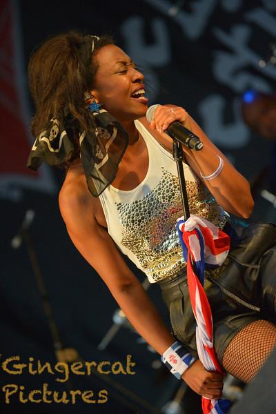 Beverley Knight, 2012 Belladrum