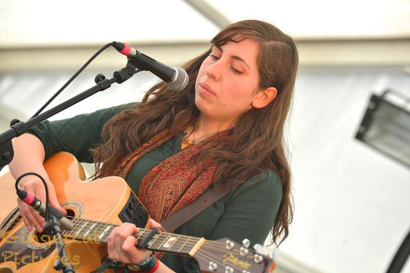 Miss Irenie Rose, 2012 Belladrum Festival