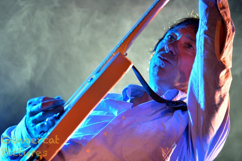 The Buzzcocks, 2012 Belladrum Festival