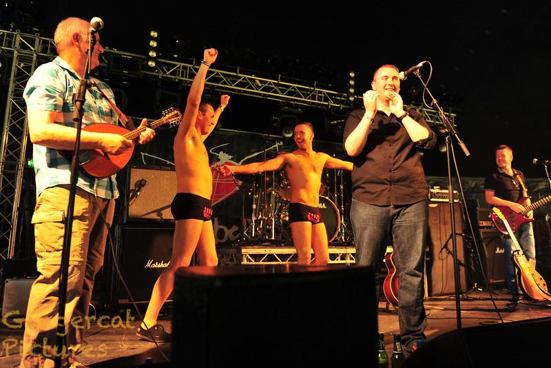 Torrindon, 2012 Belladrum Festival