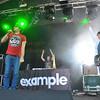 Example, 2010 Evolution festival