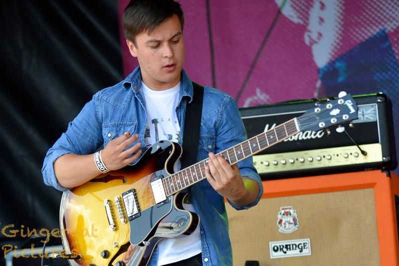 Bright Lights, Evolution Festival 2012<br /> Tyneside Newcastle