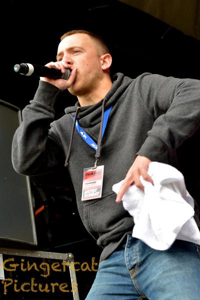 Citizen<br /> Evolution Festival 2012' Tyneside Newcastle