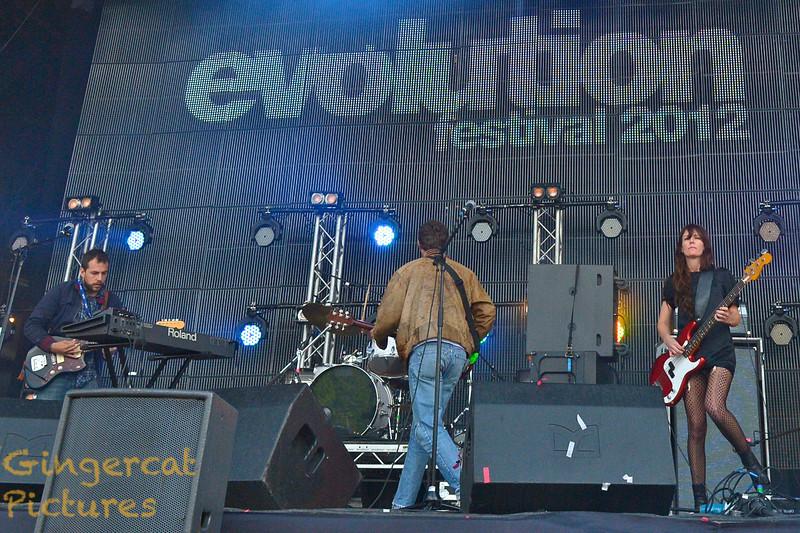 Evolution Festival 2012' Tyneside Newcastle  Here We Go Magic