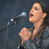 Evolution Festival 2012' Tyneside Newcastle  Jessie Ware
