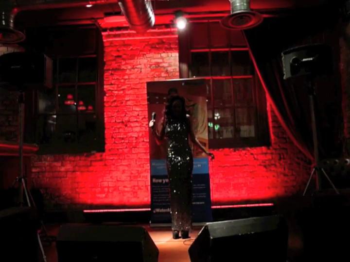 Lulu James, Evolution Festival 2012<br /> Tyneside Newcastle