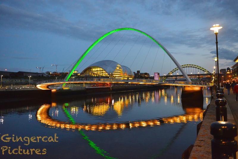 Evolution Festival 2012' Tyneside Newcastle