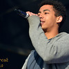 Evolution Festival 2012' Tyneside Newcastle  Rizzle Kicks