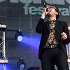 Evolution Festival 2012' Tyneside Newcastle  Spector