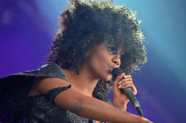 Lulu James, 2013 Evolution