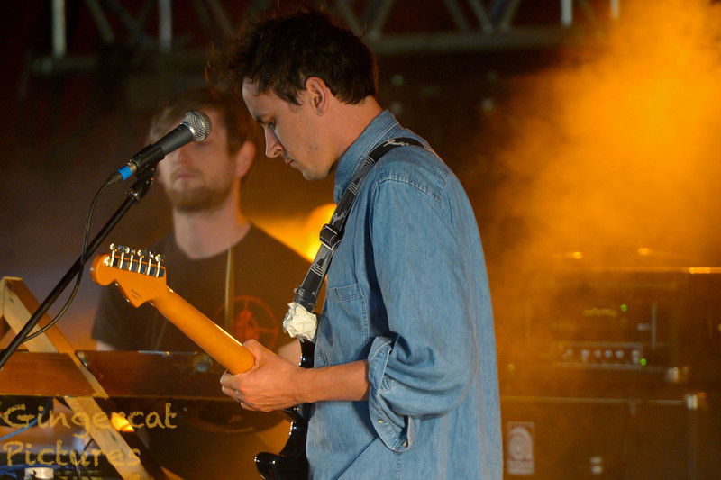 Trophy Wife, Kendal Calling 2012