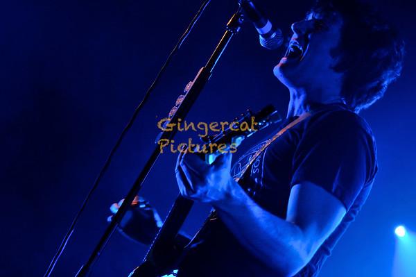 Ash, Ullapool 2011, Loopallu Festival,