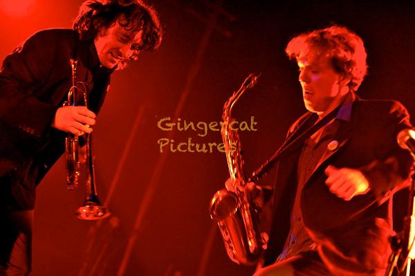 Loopallu Festival, Ullapool 2011, Music , Bombskare, Scotland