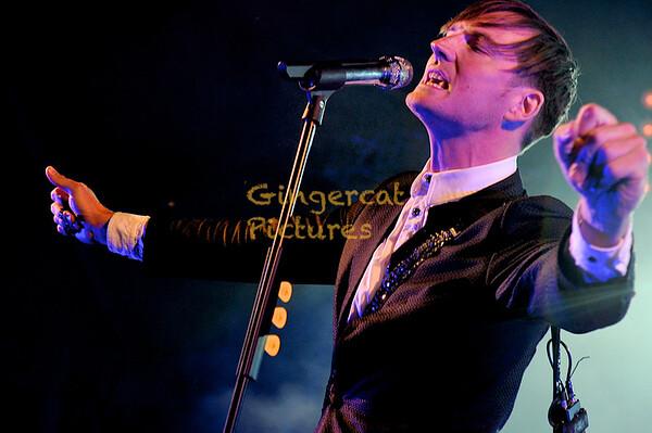 Loopallu Festival, Ullapool 2011, Music The Feeling ,Daniel Giles Gillespie Sells