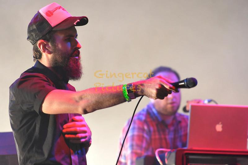 Dan le Sac Vs Scroobius Pip,Rockness Festival 2010
