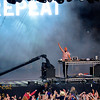 Fat Boy Slim,, 2013 Rockness