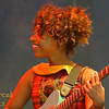 Lianne La Havas (born 23 August 1989 as Lianne Charlotte Barnes[1][2]) is an English folk and soul singer, songwriter and multi-instrumentalist. She was nominated for the BBC's Sound of 2012 poll.[3] Her debut album Is Your Love Big Enough? was awarded the title of iTunes Album of The Year 2012.