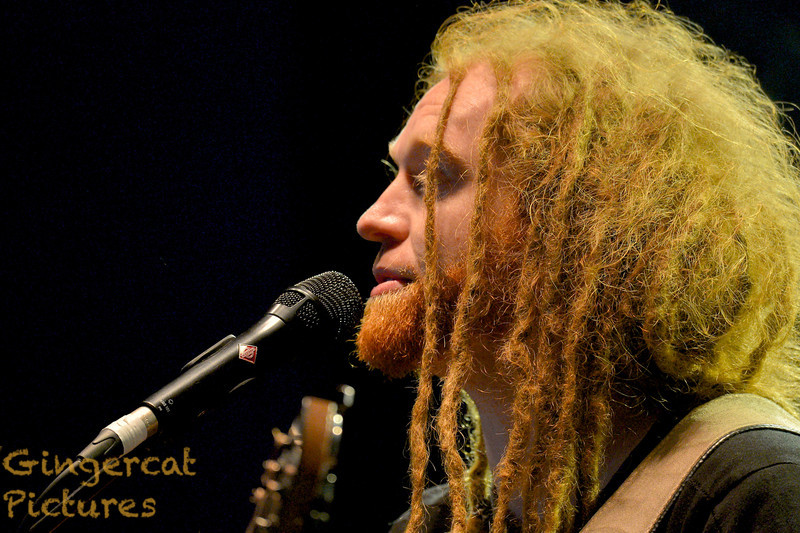 Newton Faulkener, 2013 Rockness