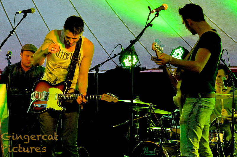 Rubylux, 2013 Rockness