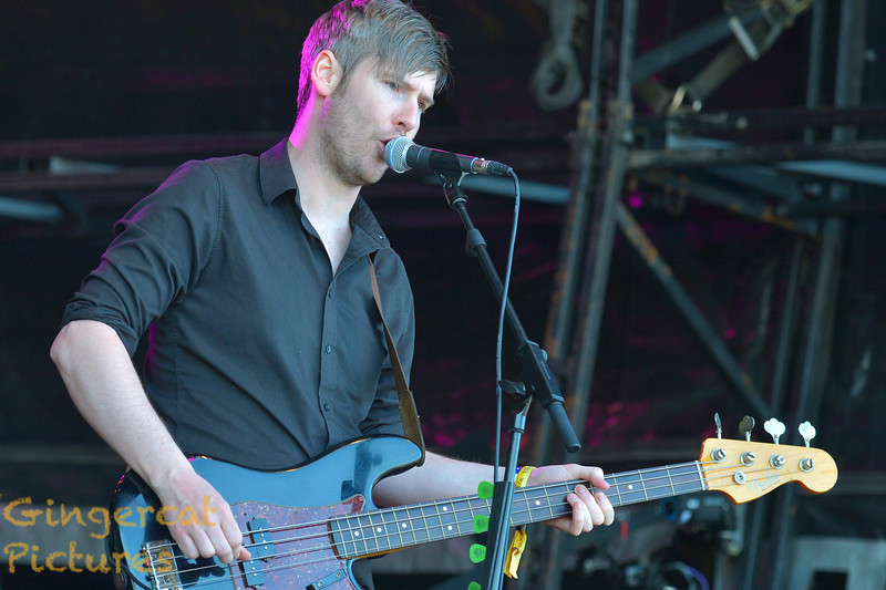 The Futureheads, 2013 Rockness