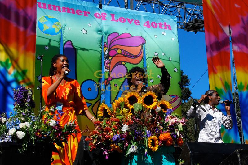 Summer of Love Festival, San Francisco  Emmit Powell  Summer of Love Festival, San Francisco  Summer of Love festival, San Francisco, 2007, Music, hippies, Mario Cipollina