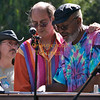 George Michalski & Merl Saunders  Summer of Love festival, San Francisco, 2007, Music, hippies, George Michalski & Merl Saunders