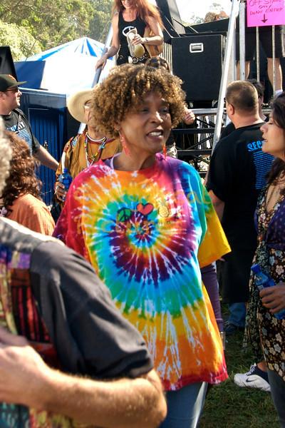 Summer of Love Festival, San Francisco  Summer of Love festival, San Francisco, 2007, Music, hippies, Cast of hair.