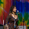 Desiree Parker in Jeff jolly band @ Summer of Love Festival, San Francisco  Summer of Love festival, San Francisco, 2007, Music, hippies,