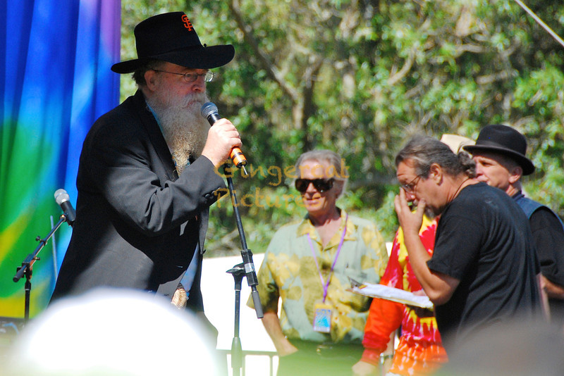 Summer of Love Festival, San Francisco  Summer of Love festival, San Francisco, 2007, Music, hippies, Rabbi Joseph Langer