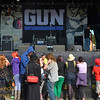 Gun, Wickerman Festival 2011